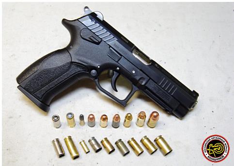 Сегодня на основе К100 компания Grand Power изготавливает пистолеты под травматические патроны 9РА, 10х22Т и 10х28, малокалиберный патрон .22 LR, патроны 9х17, 9х18, 9х19, 9х21, .40 S&W и .45 ACP