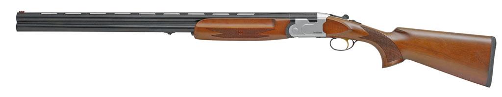 Одна из охотничьих базовых моделей вертикалок ATA Arms – SP White со стальной коробкой, в калибре 12/76
