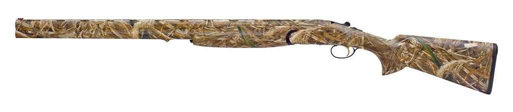 Ружьё SP Camo Max5 со специальным защитным покрытием ложи, коробки и блока стволов