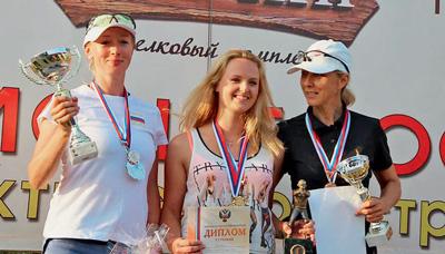 Анастасия Черненко, Мария Гущина, Светлана Николаева