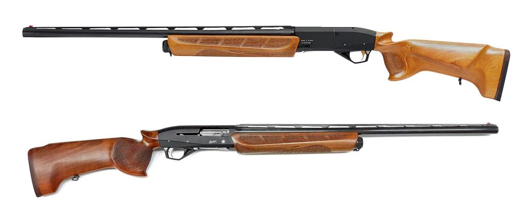 Новый образ самозарядного ружья MP-155 с ложей «Нева»