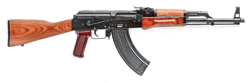 Автомат Калашникова модернизированный ранних лет выпуска