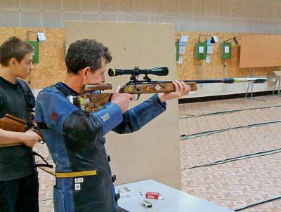 Заслуженный мастер спорта Александр Иванов из Самары, установил несколько рекордов соревнований