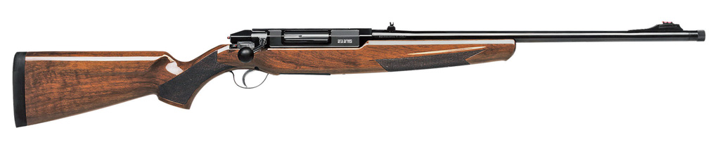 Первый охотничий магазинный карабин, модель Turqua турецкого производства, представленный оружейной компанией ATA Arms, явился заметным событием оружейной выставки