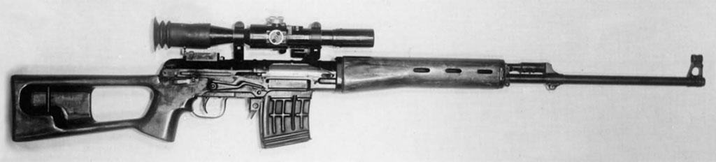 В таком виде ССВ-58 конструкции Драгунова завоевала приоритет в этой длинной истории испытаний. Но это был далеко не конец этой истории
