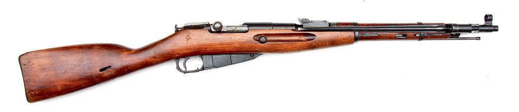 7,62-мм карабин обр. 1944 г., журнал Калашников