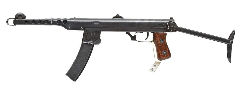 Пистолет-пулёмёт ППС-43, журнал Калашников