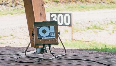 Estonian Open. Пристрелочная галерея. Электронные мишени и прочие завораживающие удобства