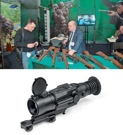Известный российский производитель ночной оптики компания «Дедал» показал очередную новинку— тепловизионный прицел Т2380 Hunter сещё более высокими свойствами для сумеречных иночных охот