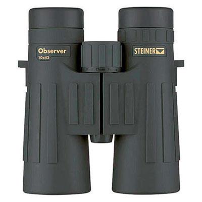 Компания Steiner демонстрировала несколько новинок, среди которых ибинокль Observer 10×42