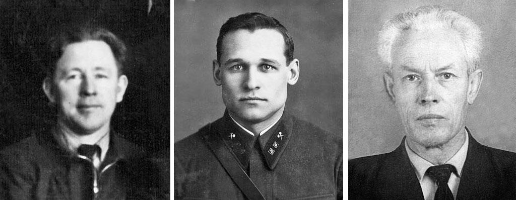Н. М. Афанасьев, В. С. Дейкин, А. П. Зубарев