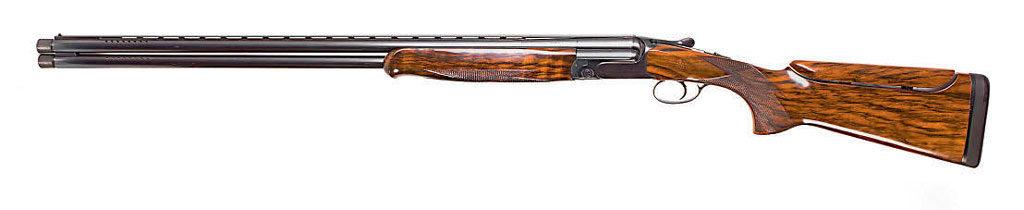 Perazzi МХ8, вертикалка, двуствольное ружьё