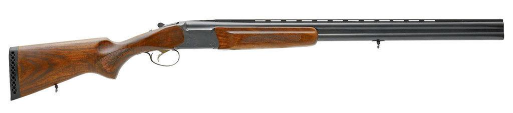 Иж-27, вертикалка, двуствольное ружьё