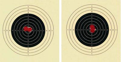 Объективные доказательства кучности стрельбы новой компрессионной винтовки