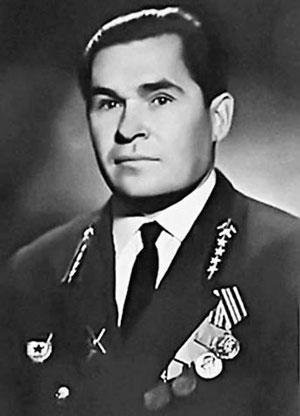 Герой Советского Союза снайпер Василий Григорьевич Зайцев
