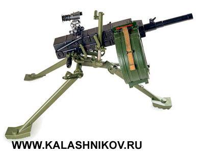 30-мм гранатомётный комплекс АГС-30 повесу вдвое меньше своего предшественника АГС-17
