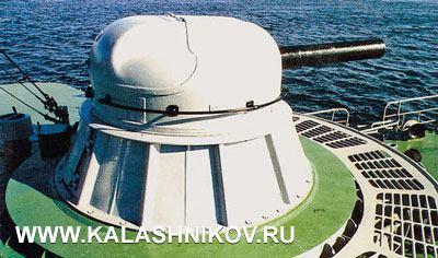 30-мм корабельная артустановка АК-630