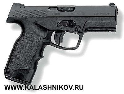 Пистолет Steyr М-А1