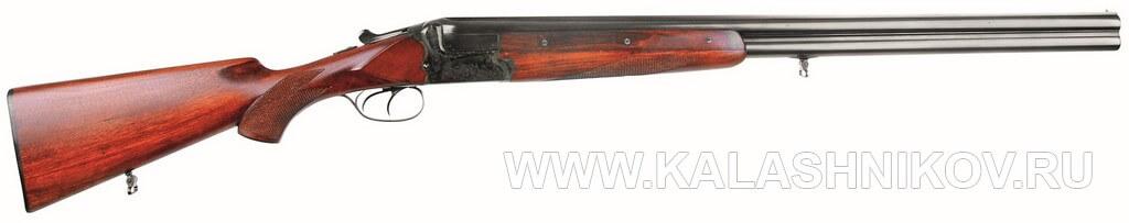Двуствольное ружьё, вертикалка, Merkel 200