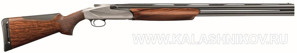 Benelli 828U, Двуствольное ружьё, вертикалка