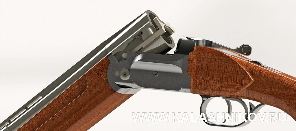 Двуствольное ружьё, вертикалка