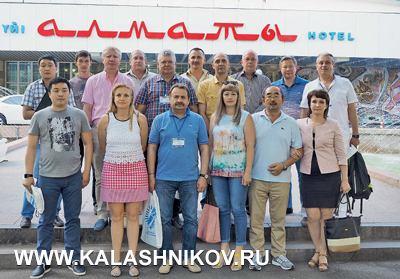 Участники общего собрания ассоциации «Корамсак»