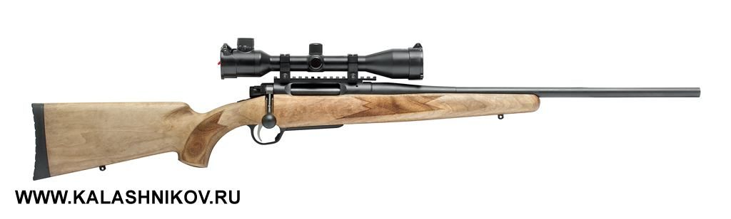 Охотничий карабин «Орсис 120» калибра .223Rem. сустановленным оптическим прицелом «Пилад» 6×42LC