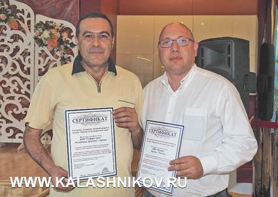 В этом году клуб пополнился новыми членами из Армении иГрузии