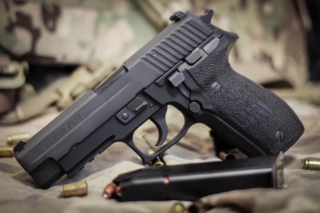 Sig Sauer P226, армия