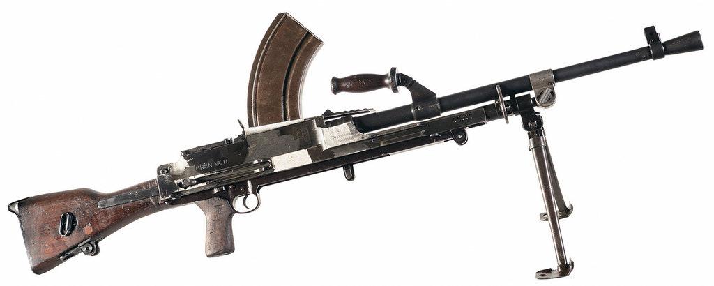 BREN Mk II, пулемёт