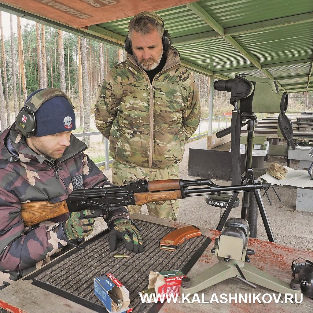 ССК невский, Артём Глазков, Вячеслав Волуца, ВПО-136