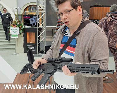 Автомат АЛ-4. Фото из журнала «Калашников»