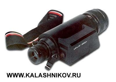 Filin-032 – самый первый прибор ночного видения, разработанный в компании