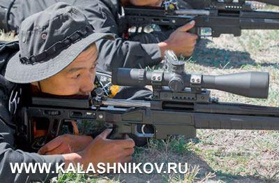 Китайские снайперы отказалась от дневных прицелов Khales, китайских ночных и тепловизионных прицелов, предпочтя им приборы «Дадал»