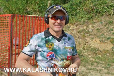 Президент КСЛ Илья Губин показал лучший результат встандартном классе среди ветеранов