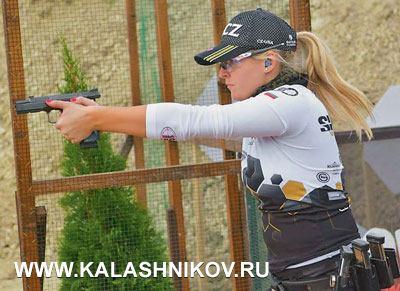 На данный момент Мария Гущина безусловно является лучшим российским стрелком из пистолета во всех классах и категориях