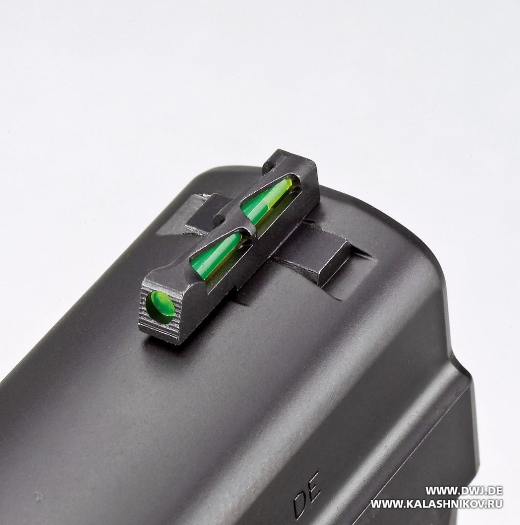 SIG Sauer P226 LDC, мушка