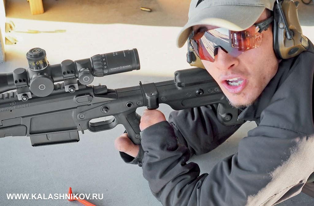 стрелок-инвалид SHOT Show 2017