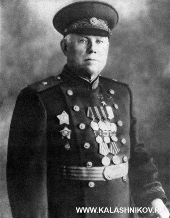 Василий Алексевич Дегтярёв
