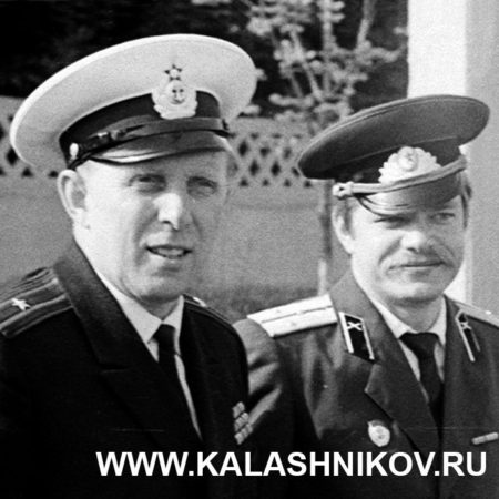 Алексей Данилов и Виктор Торшин