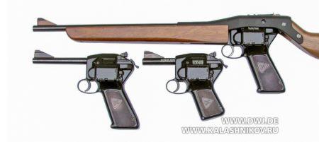 Dardick, револьвер
