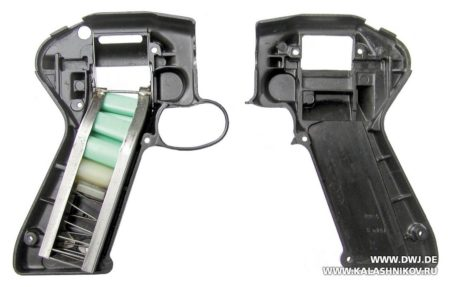 Dardick, револьвер, chamber