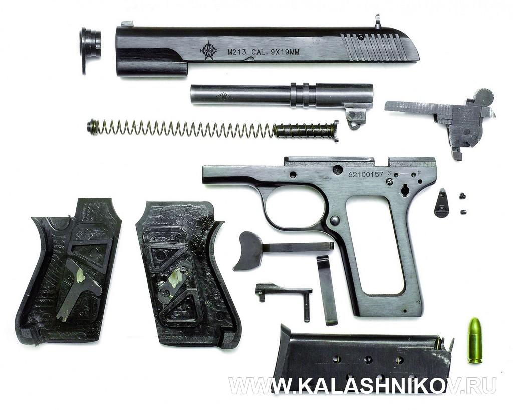 китайский токарев, М213 Version Tokarov