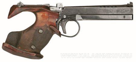 Пистолет МД