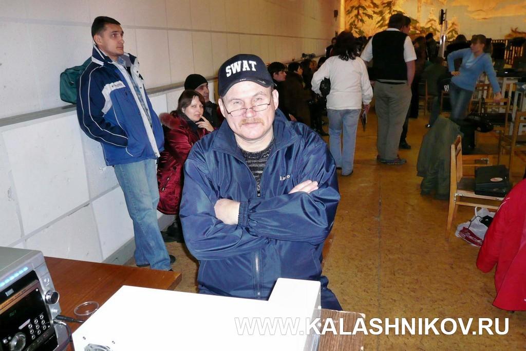Валерий Рязанов, оружейный мастер