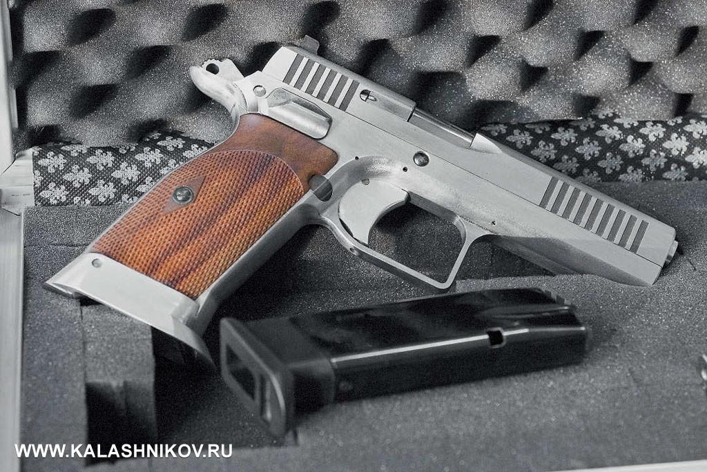 Пистолет ПЕ-9