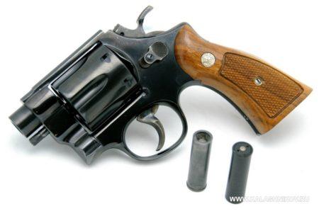 QSPR, револьвер