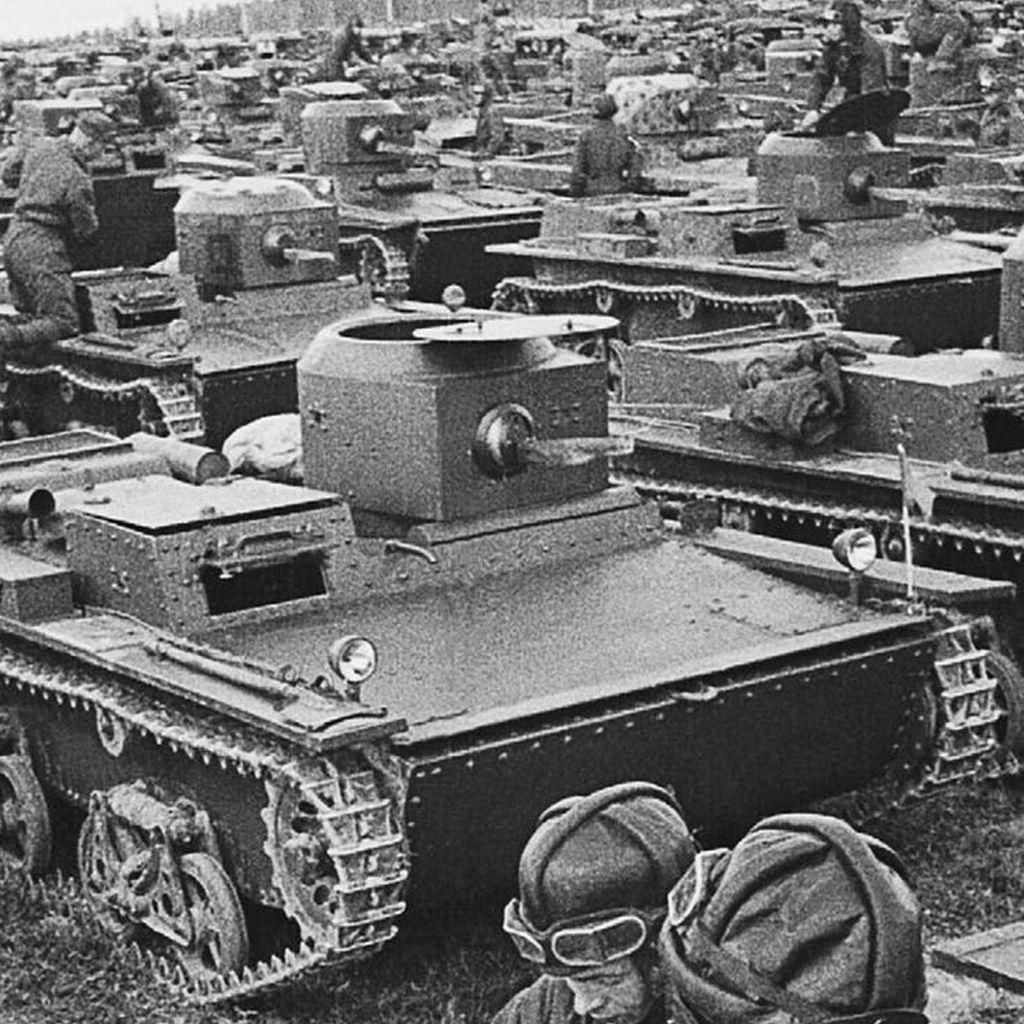 Танк Т-38