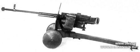 пулемёт Салищева-Галкина