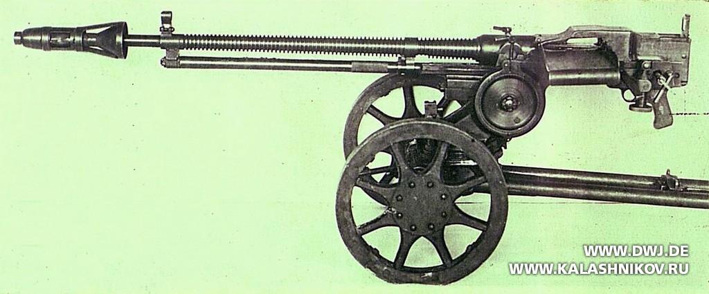 пулемёт Симонина